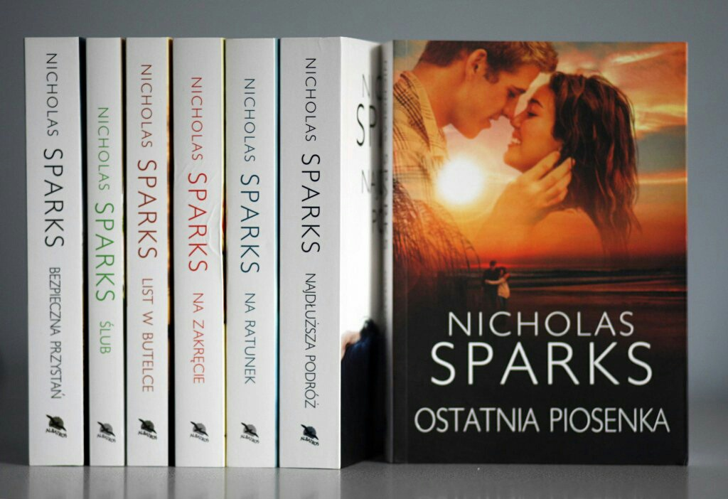 519 Images About Nicholas Sparks On We Heart It See More About