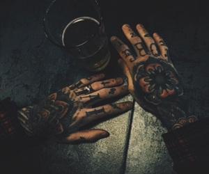 aesthetic, alternative, and bar image