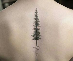 tree tatoos back image