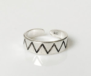 etsy, knuckle ring, and summer jewelry image