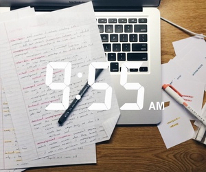 college, motivation, and studying image