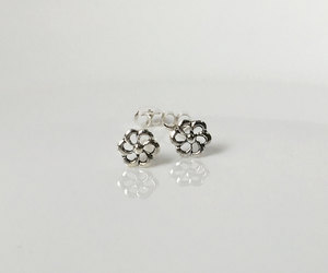 etsy, piercing, and cartilage earrings image