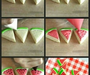 diy, food, and watermelon image