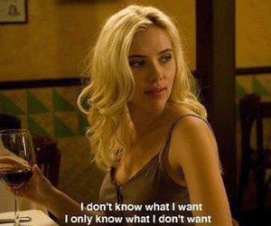 quotes, Scarlett Johansson, and movie image