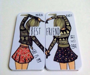 bff, mejores amigas, and friends image