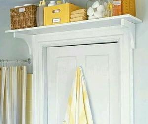 shelf and little bathroom image