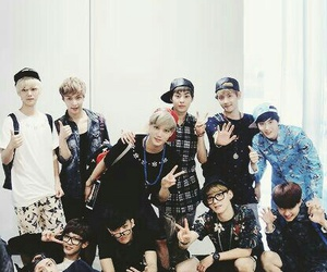 exo, kpop, and exo-m image