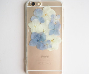 flowers, floral, and phone case image
