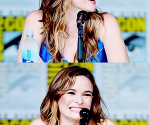 danielle panabaker and the flash image