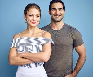 Supergirl, melissa benoist, and tyler hoechlin image