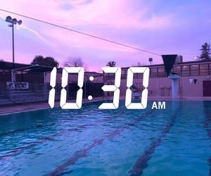 pool and swimming pool image