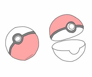overlay, pokeball, and pokemon image