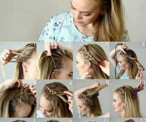 hairstyle, hair, and make-up image