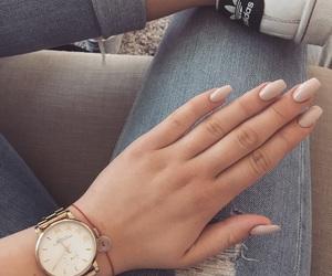adidas, girly, and bracelet image