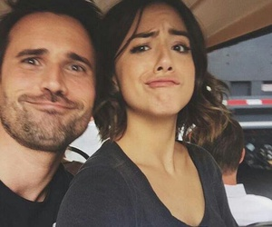 chloe bennet, agents of shield, and Marvel image