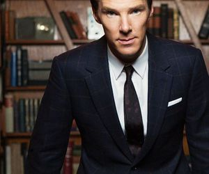 benedict cumberbatch, sherlock, and bbc image