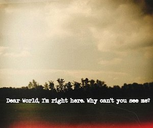 world, quote, and text image