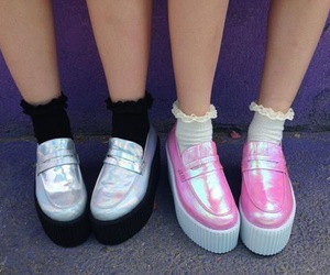 shoes, cute, and creepers image