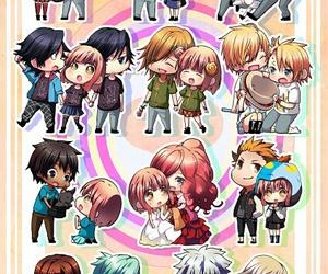 anime, uta no prince-sama, and chibi image