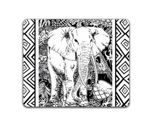 mousepad, tribal art, and 4sale image
