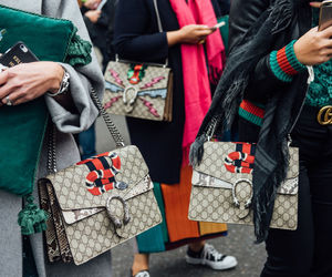 gucci and street style image