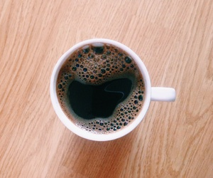 coffe, cup, and morning image