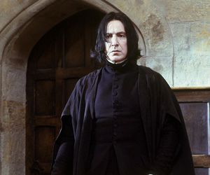 severus, harry potter, and hp image