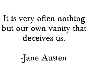 jane austen, quote, and book image