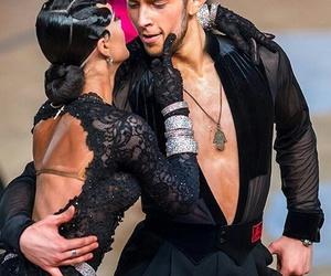 ballroom, connection, and dance image