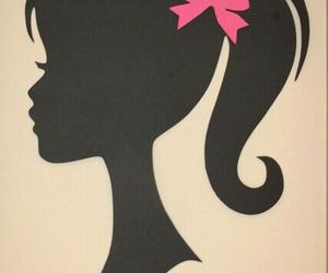 barbie, pink, and vintage image