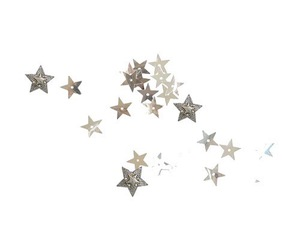 stars and overlay image