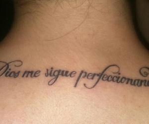 belleza, tattos, and fe image