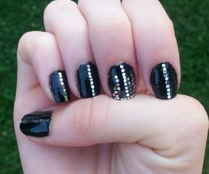nails, nailart, and sexy image