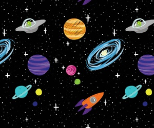 wallpaper, space, and planet image