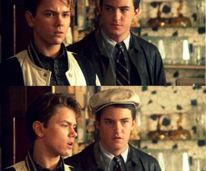 Matthew Perry and river phoenix image