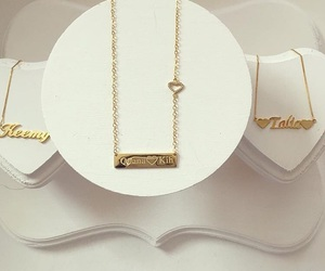 jewelry, necklace, and personalized image