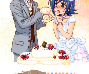 kai, kai x aichi, and Aichi image