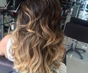 blond, cabelo, and corte image