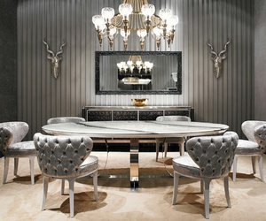 decor, glam, and home image