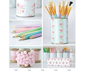 craft, inspiration, and pencil case image