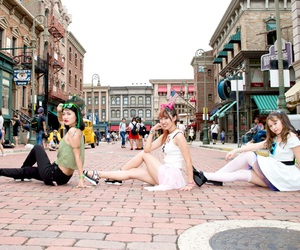 america, girls, and japan image