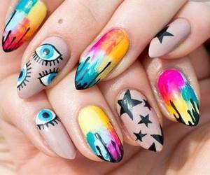 nails, nailsart, and nail polish nails designs image