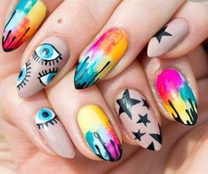 nails, nailsart, and nail polish nails designs image