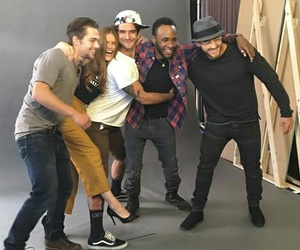 comic con, dylansprayberry, and hollandroden image