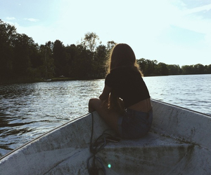 boat, fashion, and hipster image