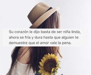 frases, love, and spanish image