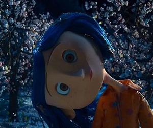 coraline, movie, and stop-motion image