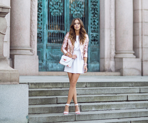 fashion, girl, and kenza image