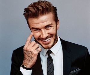 David Beckham, celebrity, and football image