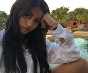girl, cindy kimberly, and makeup image
